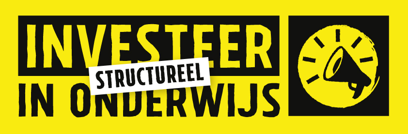 Logo actie staking breed