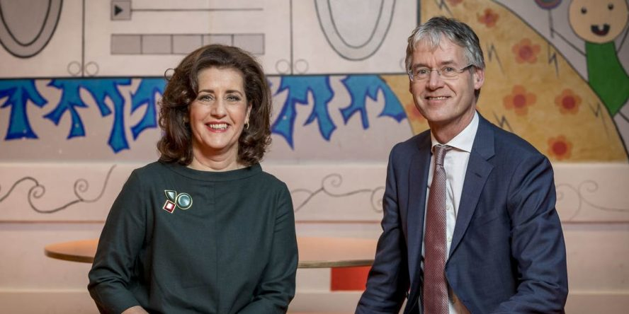 Education ministers Ingrid van Engelshoven and Arie Slob today announced a recovery plan to eliminate the backlog in education.